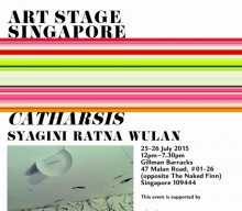'Catharsis': An artwork presentation by Syagini Ratna Wulan