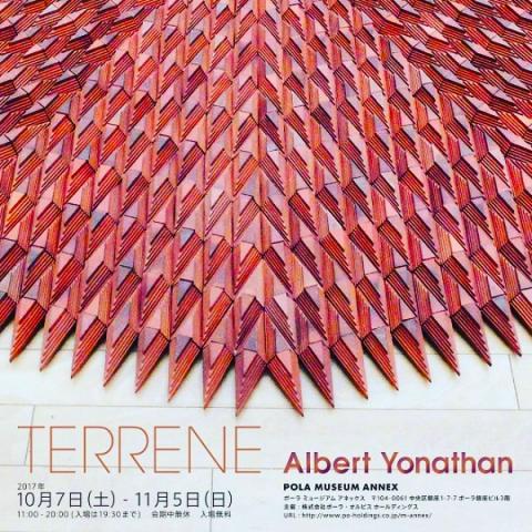 TERRENE | Solo Exhibition by Albert Yonathan Setyawan | POLA Museum Annex, Ginza