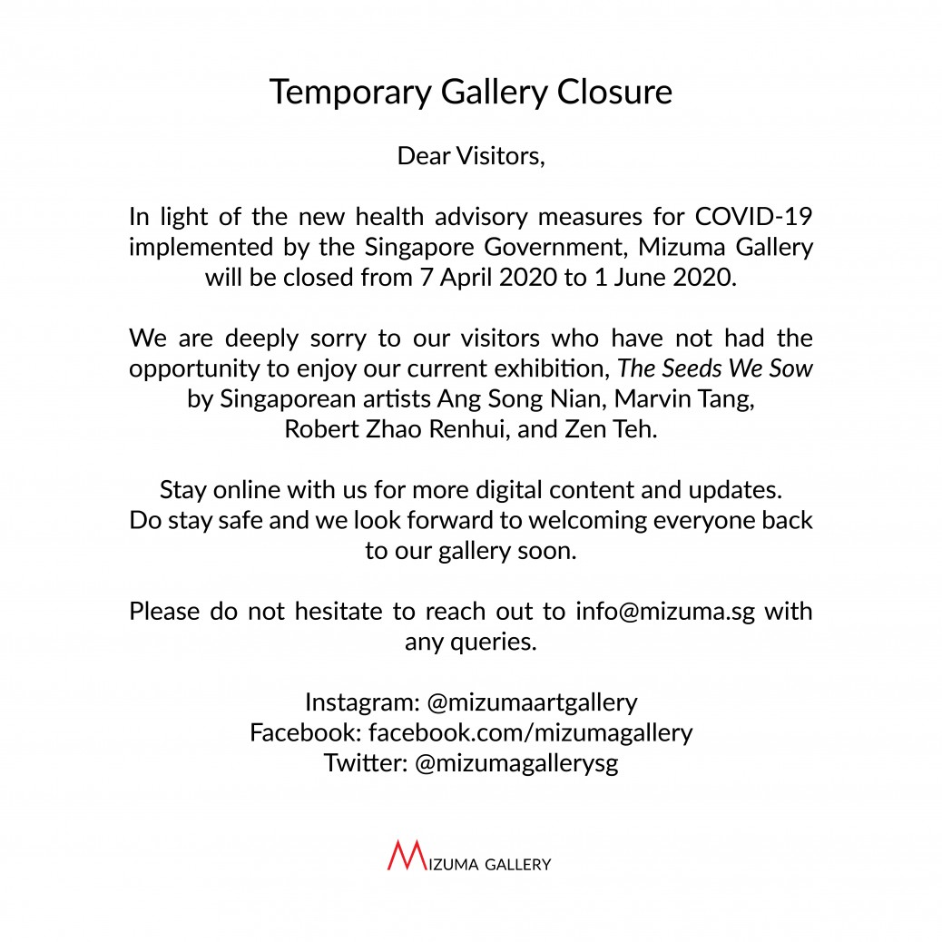 Temporary Gallery Closure-01-01-01