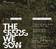 The Seeds We Sow | Online Artist Talk