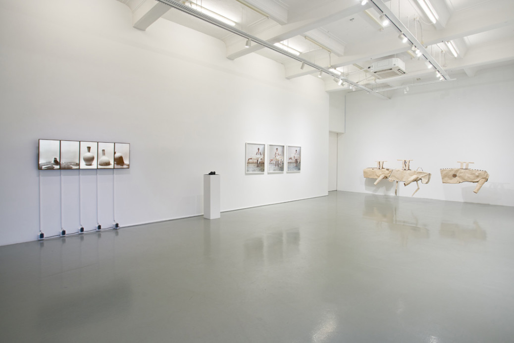 Exhibition view of 'It's done‽' at Mizuma Gallery Singapore, 2020. Photography by Wong Jing Wei, courtesy of Mizuma Gallery.