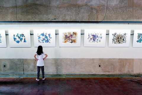 I Made Djirna: Paints his Feelings | The Jakarta Post
