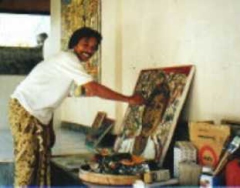 Artist Djirna a witness to the mood of his people | Jakarta Post