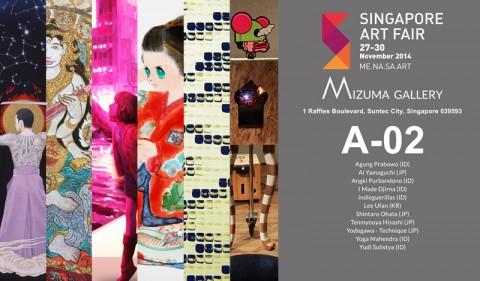 SINGAPORE ART FAIR 2014