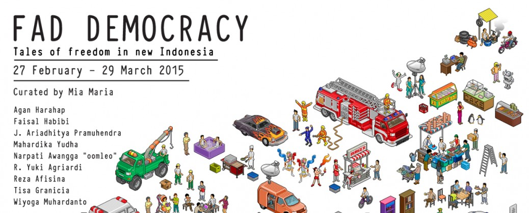 E Banner FAD Democracy