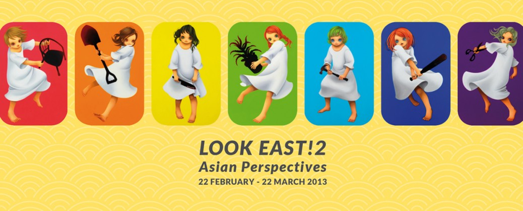 Look East!2 - Asian Perspectives