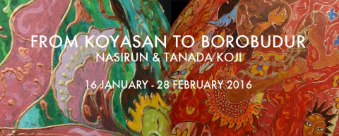 From Koyasan to Borobudur