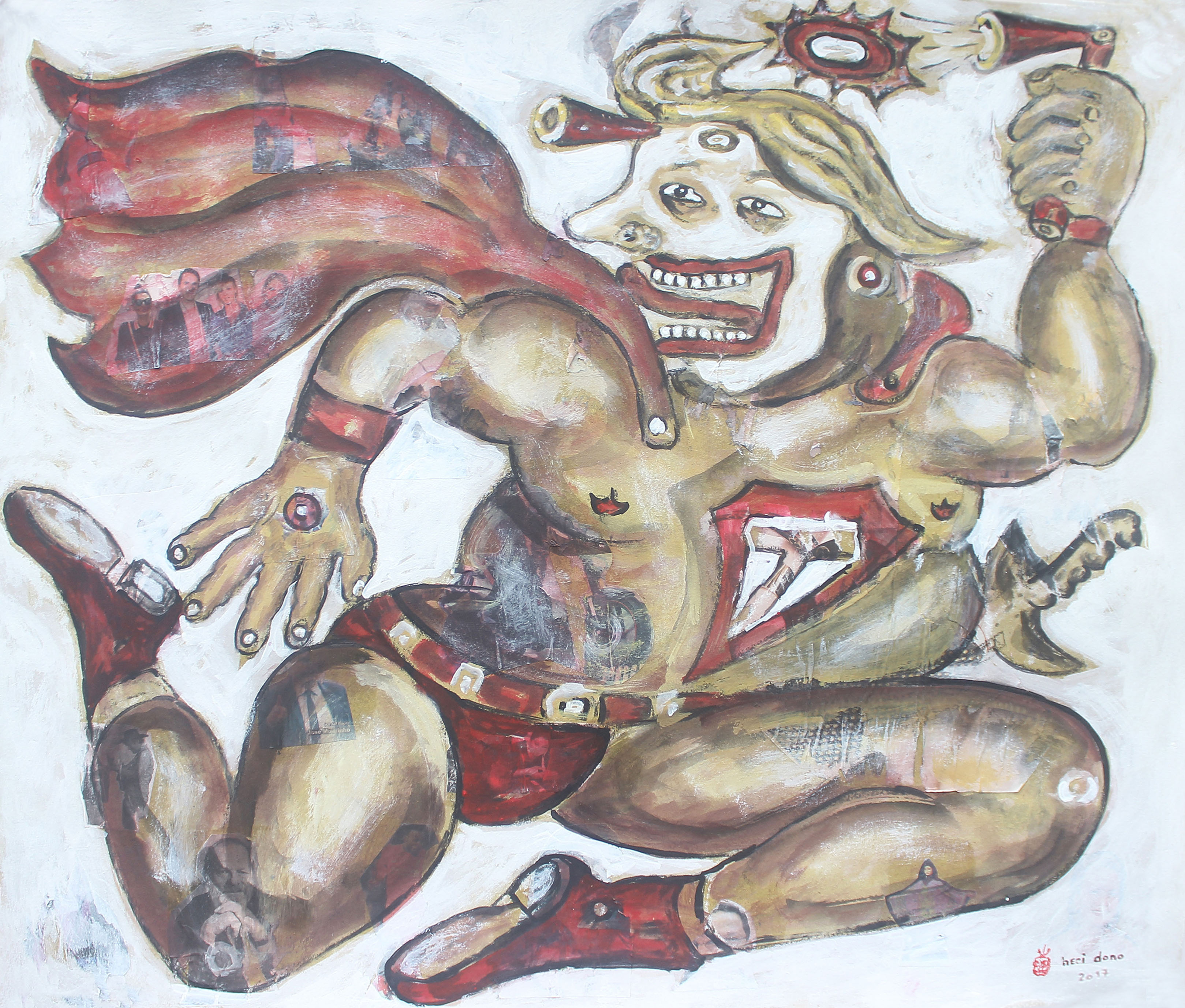 Heri Dono Mizuma Gallery