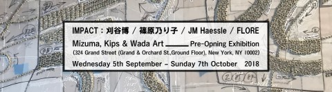 Mizuma, Kips & Wada Art | Opening of New York gallery space