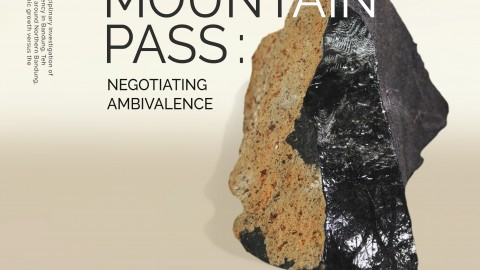 "Zen Teh ""Mountain Pass: Negotiating Ambivalence"" 