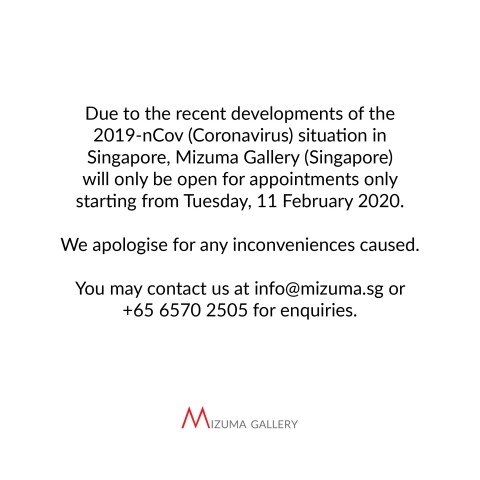 Temporary Closure to Public, Open For Appointments Only