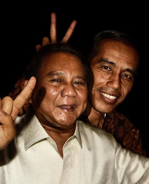 Kreasi 'Jokowi-Prabowo', Agan Harahap Ajak Semua Berbaikan | detikHOT