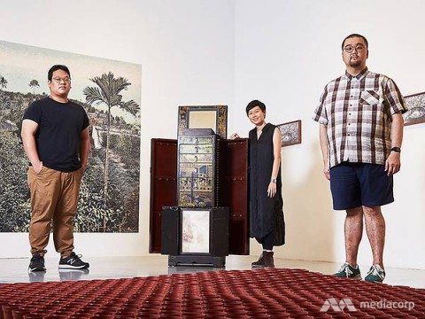 Singapore artists comment on man's impact on nature and the environment | CNA Luxury