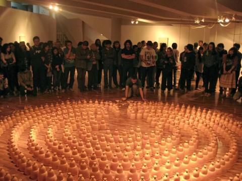 Art | Sublime Nexus in Albert Yonathan Setyawan's Mandalas + Labyrinths | C-File
