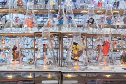 S'pore Biennale: Nasirun's Between Worlds | Today Online