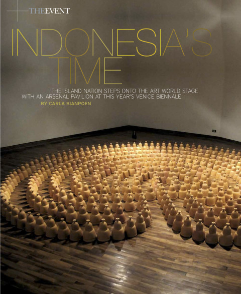 Indonesia's Time | Blouin Artinfo