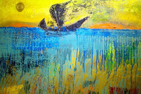Nasirun: Prayers on canvas | The Jakarta Post