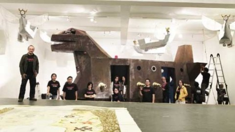 Heri Dono: Globalization, Trojan horses and the Venice Biennale | The Jakarta Post