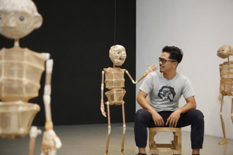Face to Face with enigmatic puppets | The Straits Times