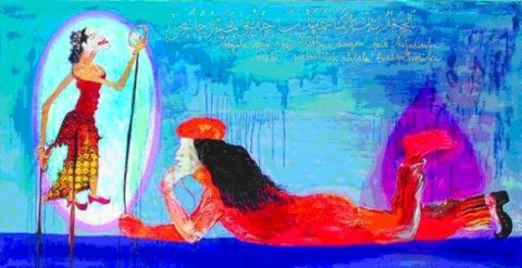 Diving Into the Spirituality Of Nasirun | WePainting