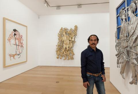 Entang Wiharso Awarded 2019 Guggenheim Fellowship | ArtAsiaPacific