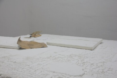 An interview with Ben Loong, on the topic of medium and material in his solo presentation at I_S_L_A_N_D_S | I_S_A_N_D_S