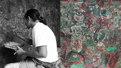 Balinese artist I Made Djirna explores 'The Voice of Nature' in upcoming solo exhibition in Singapore | Coconuts